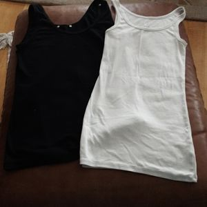 A NEW DAY Pair tanks s